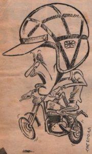 BW cartoon 2